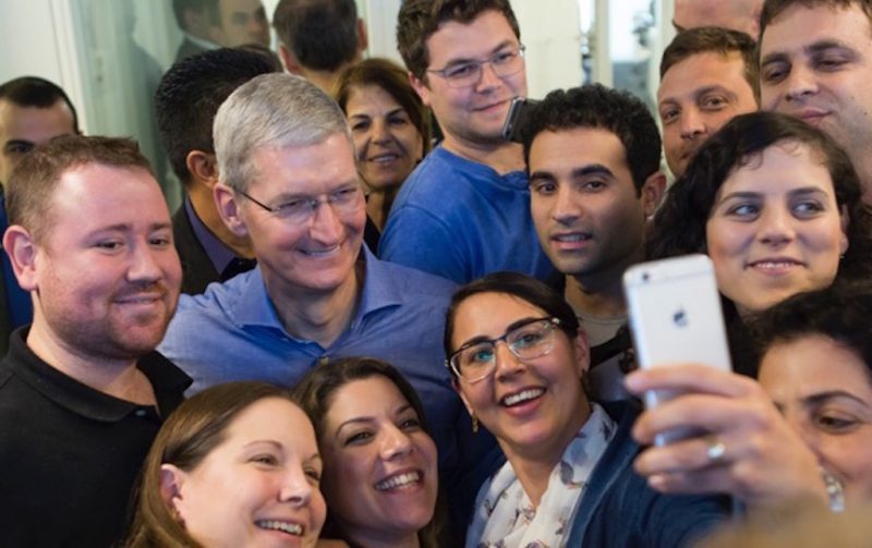 5 Traits Tim Cook looks for in an Apple employee