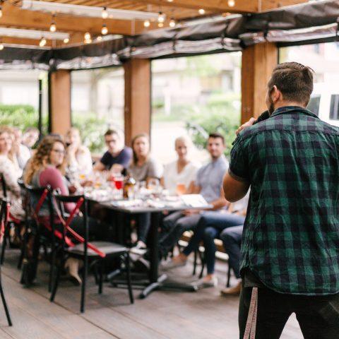 builder startup meeting
